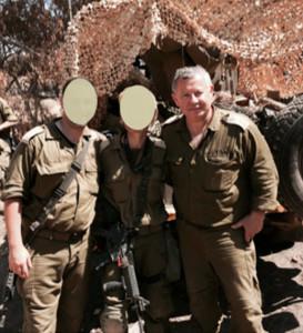 С врачами батальона спецназа