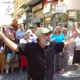 Уличная евангелизация в Израиле