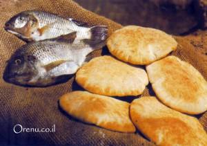 Хлеб и рыбы